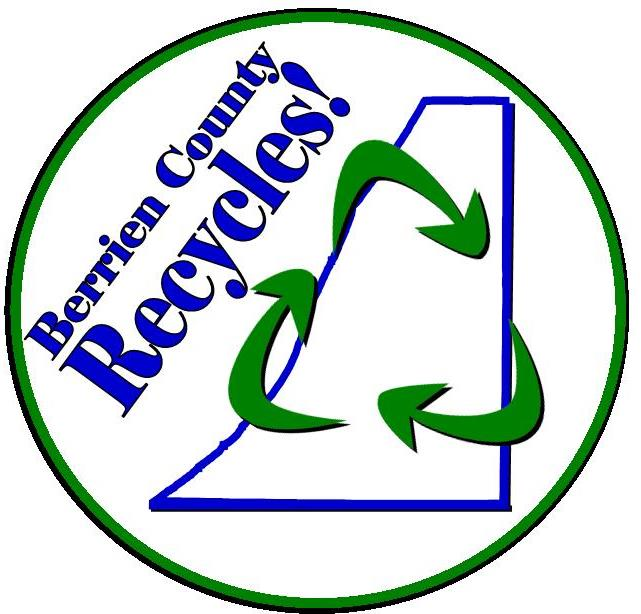 Berrien County Recycles Logo