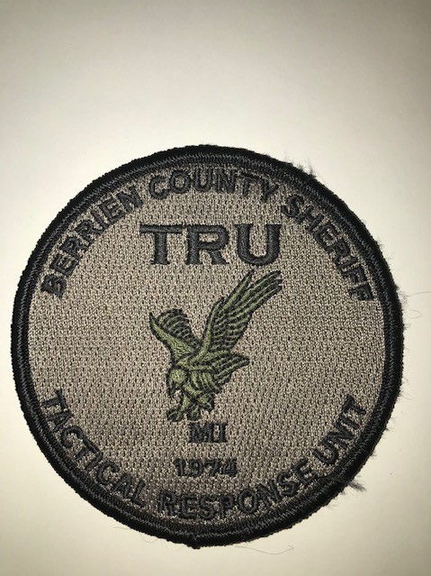 Tactical Response Unit Patch