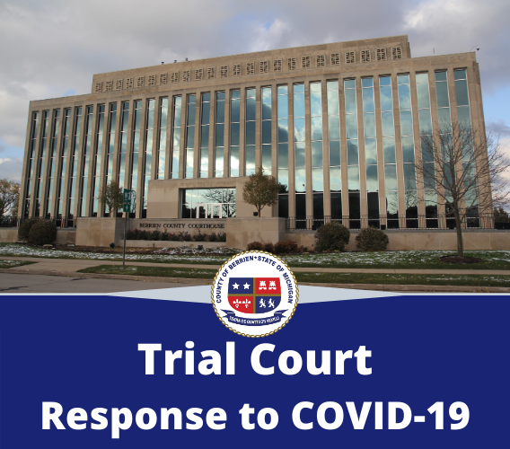 Trial Court Response to COVID-19