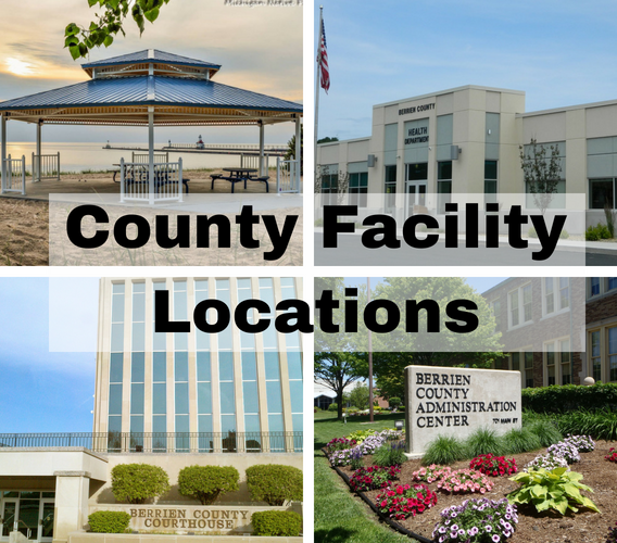 County Facility Locations
